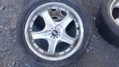 ASA Wheels. 5.5x17, 4x114.30, 5x114.30, ET185, ЦО 125,0мм.