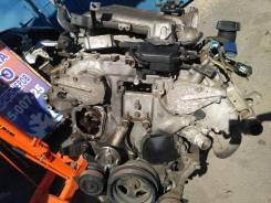 Блок цилиндров. Nissan Elgrand, E51, ME51, MNE51, NE51 Двигатель VQ35DE