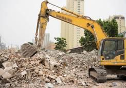 Услуги строительной спецтехники в Серпухове