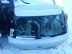 Дверь багажника. Subaru Impreza, GG5