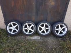 Продам разнодюймовые колёса 5/114.30. 8.0/9.0x17 5x114.30 ЦО 65,0мм.