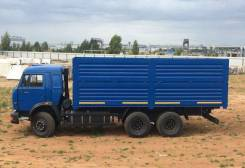 Камаз 53215. Зерновоз Бортовой новый, 10 850 куб. см., 12 000 кг.