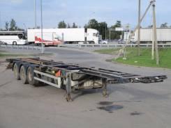 Renders. раздвижной контейнеровоз с генератором, 34 000 кг.