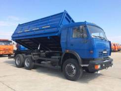 Камаз 53215. Зерновоз Самосвал, 10 850 куб. см., 12 500 кг.