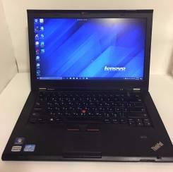 "Lenovo ThinkPad T430. 14"", 2,5ГГц, ОЗУ 4096 Мб, диск 500 Гб, WiFi, Bluetooth, аккумулятор на 3 ч."