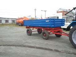 2ПТС-4,5. прицеп тракторный самосвальный, 4 500 кг.