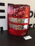 Стоп-сигнал. Jeep Liberty