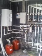 Монтаж гелиосистем отопления и водоснабжения