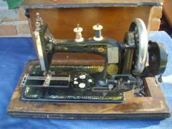 Швейная машинка дома Попова,19 век. (белоручка). Оригинал