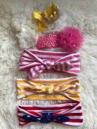 Набор повязок на голову для девочки