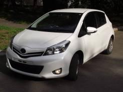 Toyota Vitz. вариатор, 4wd, 1.3 (95 л.с.), бензин, 11 000 тыс. км, б/п