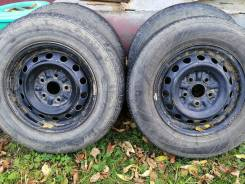 Bridgestone B-RV AQ. Летние, 2010 год, износ: 30%, 4 шт