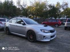 Subaru Impreza WRX STI. механика, 4wd, 2.0 (308 л.с.), бензин, 53 000 тыс. км, б/п