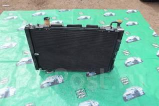 Радиатор охлаждения двигателя. Toyota Harrier, MCU30, MCU30W, MCU31, MCU31W, MCU35, MCU35W, MCU36, MCU36W Двигатель 1MZFE