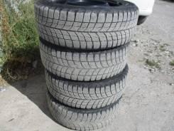 Bridgestone Blizzak WS-60. Зимние, без шипов, износ: 80%, 4 шт