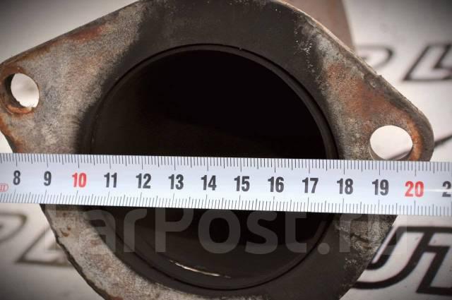 Фронт-пайп. Toyota Soarer, JZZ30 Двигатель 1JZGTE