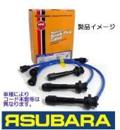 Высоковольтные провода. Subaru Rex, KP2, KH1, KH2, KP1 Subaru Vivio, KK3, KW4, KW3, KY3 КРМЗ Универсал Двигатели: EN05, EN07E, EN07C