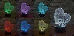 Светильники-ночники. Под заказ