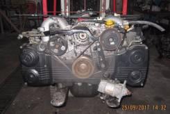 Двигатель в сборе. Subaru Impreza Subaru Legacy, BE5, BH5 Двигатель EJ204