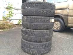 Bridgestone Blizzak MZ-01. Зимние, без шипов, 2007 год, износ: 50%, 4 шт