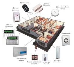 Системы охраны и охранной пожарной