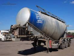 Ozdemir. Продаётся полуприцеп-цементовоз OZD SILO-04, 36,00куб. м.