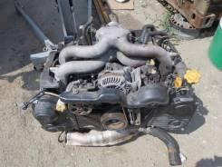 Двигатель в сборе. Subaru Legacy, BL, BP5, BL5, BP Двигатель EJ204
