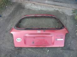 Крышка багажника. Honda Logo