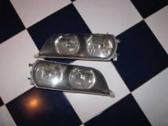 Фара. Toyota Chaser, SX100, JZX105, JZX101, GX105, JZX100, GX100, LX100 Двигатели: 2JZGE, 4SFE, 1JZGE, 2LTE, 1GFE