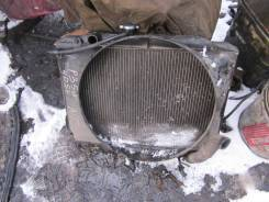 Радиатор охлаждения двигателя. Mitsubishi Delica, P35W, P25W. Под заказ