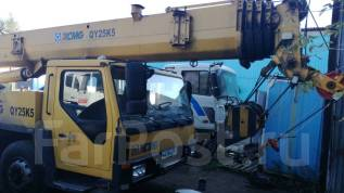 Xcmg QY25K5. Продам автокран XCMG QY25K5, 8 500 куб. см., 25 000 кг., 40 м.