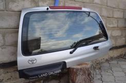 Крышка багажника. Toyota Land Cruiser, HDJ101K, HDJ100L, HDJ100, HDJ101, UZJ100W, UZJ100 Двигатели: 2UZFE, 1HDFTE