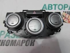 Блок управления климат-контролем Subaru Impreza 3 (GE, GH, G12, G22) 2007-2012г
