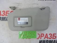 Козырек солнцезащитный (внутри) Nissan Sentra 7 (B17) 2012>