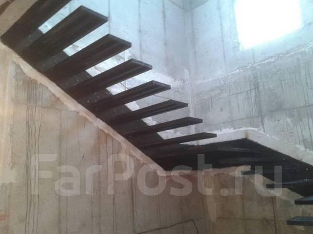 Металлические лестницы, металоконстр любой сложности. Кованные изделия