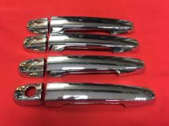 Накладка на ручки дверей. Toyota Mark II, GX110