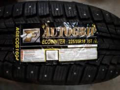 Autogrip Ecowinter. Зимние, шипованные, 2013 год, без износа, 2 шт