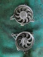 Вентилятор радиатора кондиционера правый Hyundai starex d4b