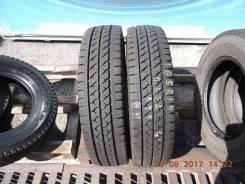 Bridgestone Blizzak VL1. Зимние, без шипов, 2016 год, износ: 5%, 2 шт