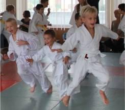 Новая группа Айкидо для детей и подростков Эгершельд