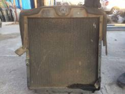 Радиатор охлаждения двигателя. Mitsubishi Canter, FB501 Двигатель 4M40