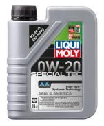 Liqui Moly Special Tec. Вязкость 0W-20, синтетическое