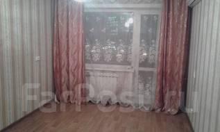 1-комнатная, улица Воронежская 40. Железнодорожный, агентство, 33 кв.м.