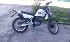 Suzuki Djebel. 200куб. см., исправен, птс, с пробегом