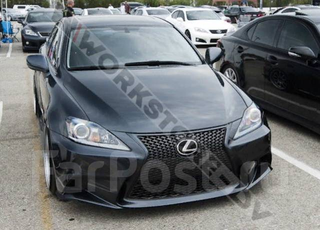Бампер. Lexus IS250, ALE20, GSE20, GSE21, GSE25 Двигатели: 2ADFHV, 2GRFSE, 4GRFSE