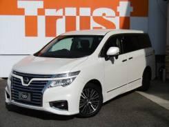 Nissan Elgrand. вариатор, передний, 2.5 (170 л.с.), бензин, 47 000 тыс. км, б/п. Под заказ