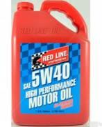 Red line. Вязкость 5W-40, синтетическое