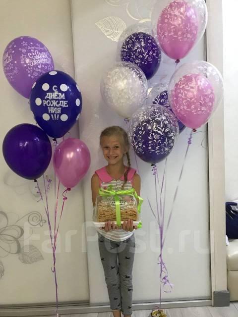 Воздушные шары, гелиевые шары. Доставка