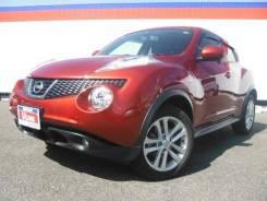 Nissan Juke. автомат, 4wd, 1.6 (190 л.с.), бензин, 13 000 тыс. км, б/п. Под заказ