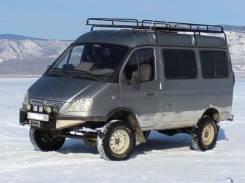 ГАЗ 2752. ГАЗ-Соболь 4 wd, продам., 2 400 куб. см., 10 мест